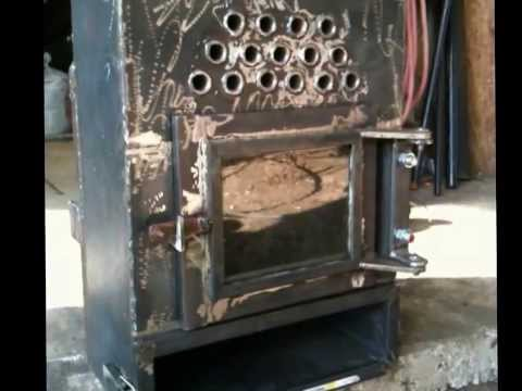 Pellet Stove - Homemade part 1 - 4