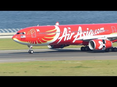 AirAsia X Airbus A330-343 9M-XXT
