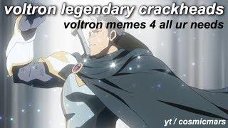 voltron season 6/7 crack// i'm gonna yeet myself into the astral plane