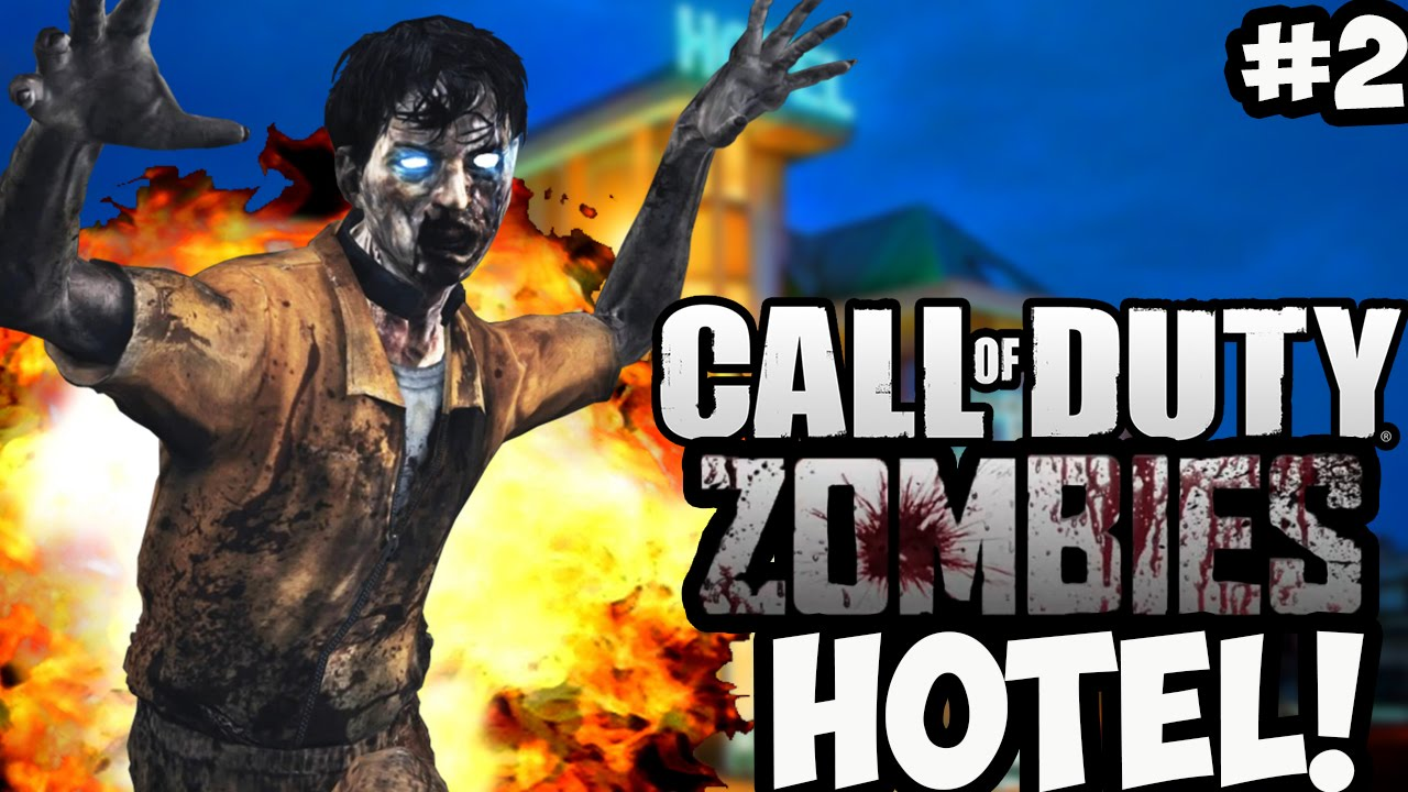 Call of Duty Zombies Hotel