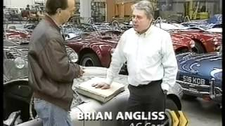 Top Gear 1994, the AC Cobra