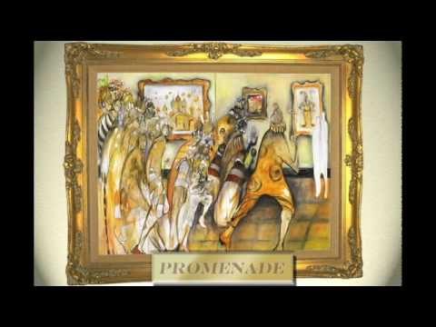 Modest Mussorgsky: Pictures at an Exhibition: Promenade (piano version)
