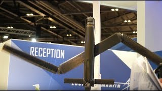 Lockheed Martin 'Outrider' - Canister Launched UAV