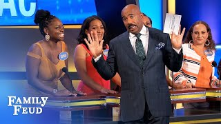 Mister Ed, Black Stallion and er... DUMBO | Family Feud