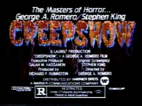 Creepshow Trailer 1982 Creepshow 1982 tv Spot