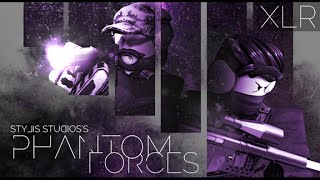 Roblox Phantom Forces Beta   First Gameplay [M4 OP Gameplay]
