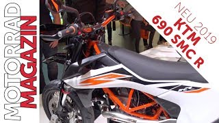 KTM 690 SMC R und Enduro - Supermoto-King und Enduro-Queen.