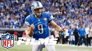 #1 Matthew Stafford | Top 10 Mic'd Up Guys of All Time | NFL Films