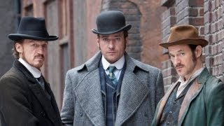 RIPPER STREET Trailer - New Series Jan 19 BBC America