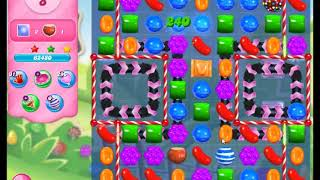 Candy Crush Saga Level 3417 - NO BOOSTERS (FREE2PLAY-VERSION)