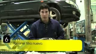 Hirutube - Cómo cambiar el aceite en un coche