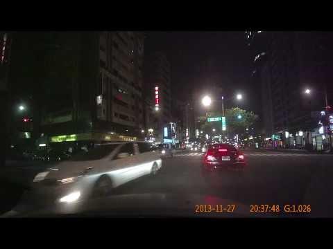 「高雄市中正路與仁愛街口車禍」重點片段 2013-11-27 20:40