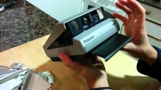 Test Polaroid Spectra 1200i