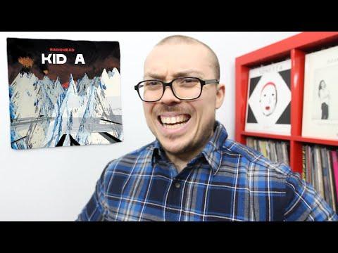 Radiohead - Kid A ALBUM REVIEW