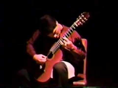Jorge Caballero plays Dvorak (1/4)