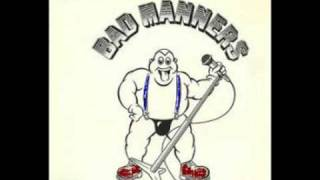 Watch Bad Manners When Will I See You Again video