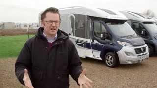 Practical Motorhome reviews the Dethleffs Espirit T 7150 DBM