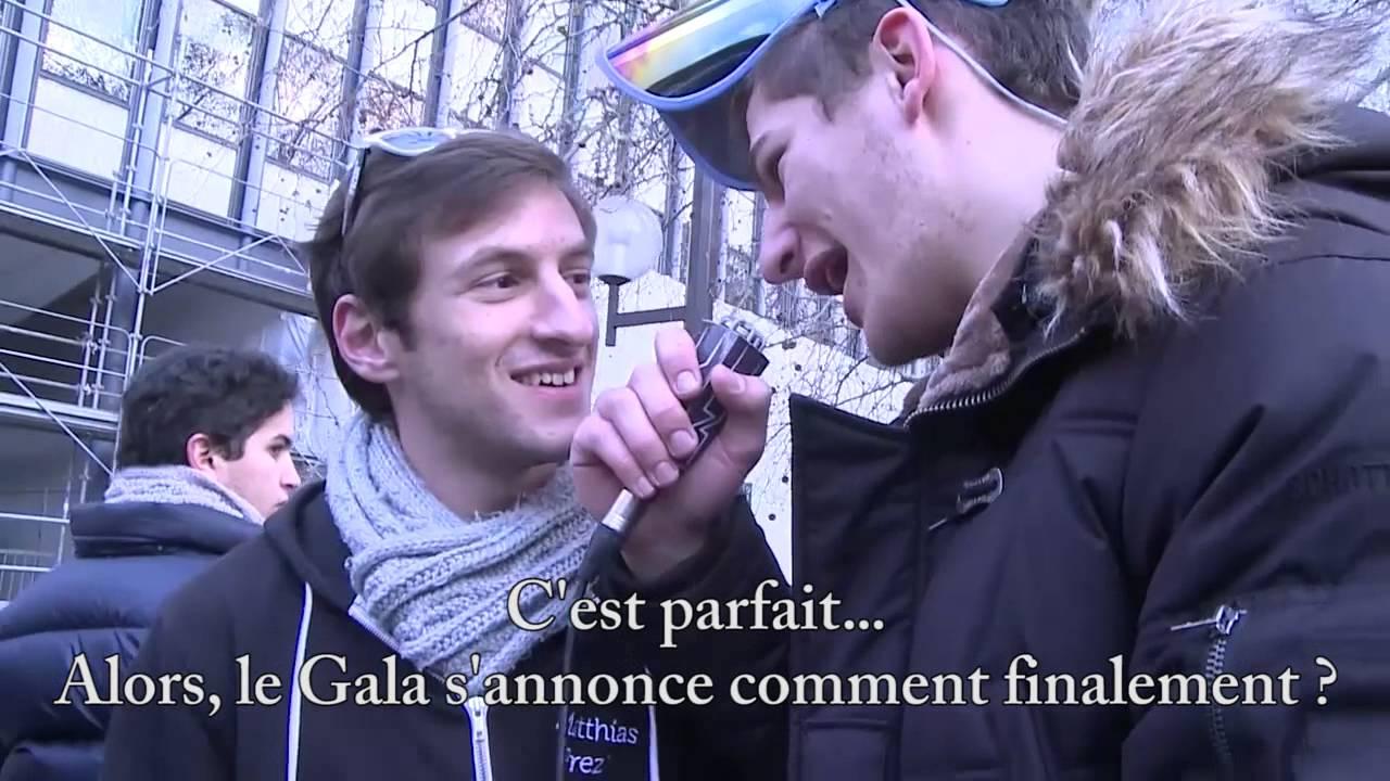 Gala Centrale Paris 2013