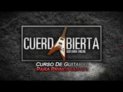 Aprende 60 Acordes para la guitarra en 10 min - Sistema de CAGED