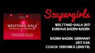 Szupergirls - WELTTANZ-GALA 2017