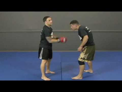 Frankie Edgar vs. BJ Penn - Striking Lesson