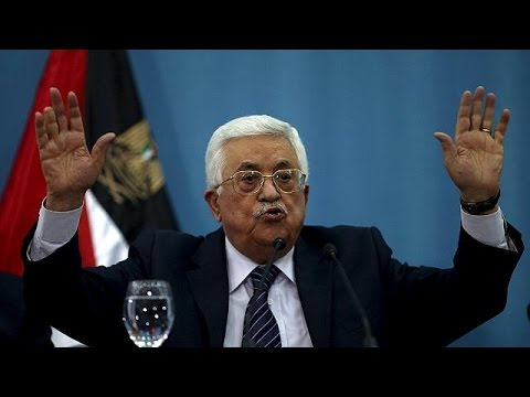 Mahmoud Abbas denounces encouraging violence against Israel
