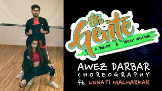 Mi Gente - J Balvin, Willy William | Awez Darbar Choreography