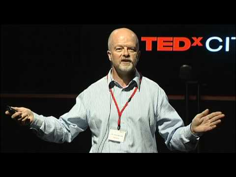 The Internet of Things: Dr. John Barrett at TEDxCIT