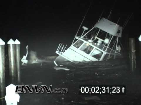 Hurricane Jeanne Video, September 9/26/2004 Fort Pierce Florida, Part 5