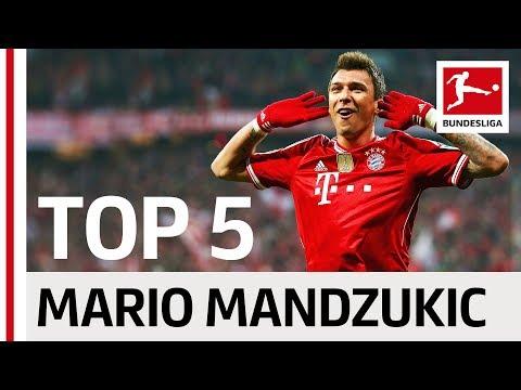 Mario Mandzukic - Top 5 goals