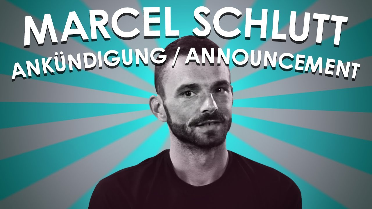 Marcel Schlutt Marcel Schlutt am 22