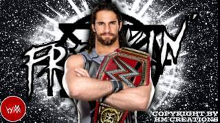 "SETH ROLLINS NEW THEME SONG ""REDESIGN REBUILT RECLAIM"" RELEASED BY DOWNSTAIT+DOWNLOAD"