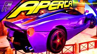 KING OF CLASS A!?! YES & NO... LaFerrari Aperta (2* Rank 3377) Multiplayer in Asphalt 9