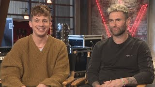 Charlie Puth is joining #teamadam as a battles advisor this season on NBC's The Voice • Feb, 2019
