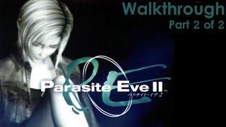 Прохождение игры паразит ева 2