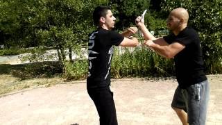 Download REAL STREET FIGHT Filipino Kali Escrima Knife 3Gp Mp4