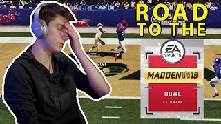 Top 16 Madden Players in the World Compete for the Madden '19 Challenge | Road to the Madden Bowl