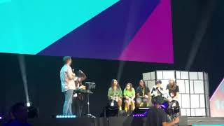 Vidcon 2019 Day 3 (Smosh's TNTL Live with Smosh Fans Part 4) Feat. Shayne Topp