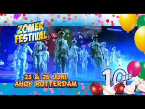 Zomerfestival 2011 – 10 Jaar