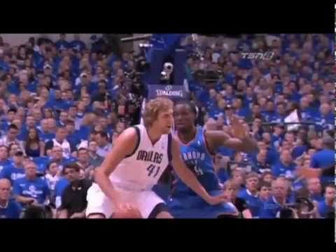 Dirk Nowitzki Leads Dallas Mavericks to NBA Finals -
