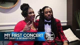 My First Concert: DRAM and BigBabyMom