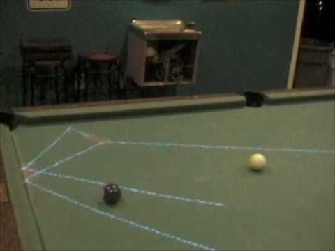 Digitally Assisted Billiards