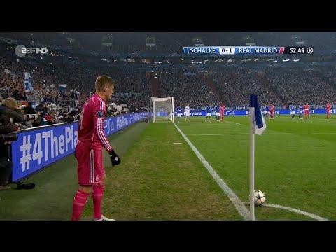 Toni Kroos vs Schalke 04 (A) 14-15 720p HD