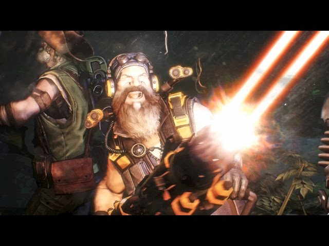 Evolve's Free-to-Play Spinoff - Game Scoop!