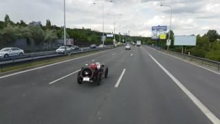 Bugatti type 30 jižní spojka 28.6.16