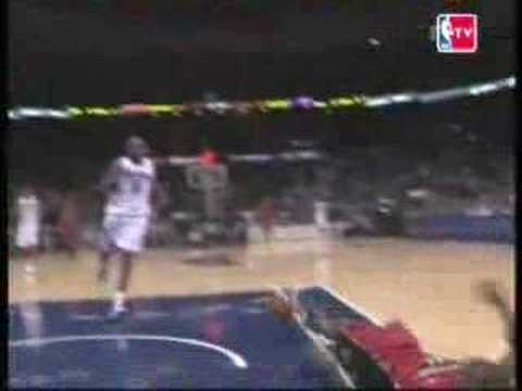 al horford hit on TJ ford Video