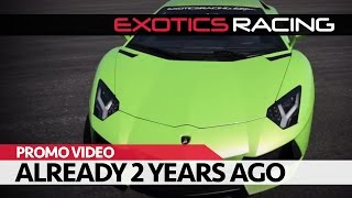 Exotics Racing in Las Vegas | Drive Exotic Cars on a Race Track!