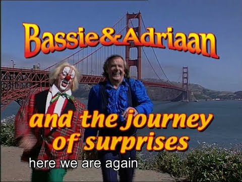 Bassie & Adriaan and the journey of surprises