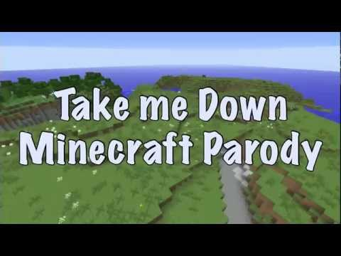 take me down minecraft download
