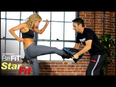 Krav Maga Defense Workout: Star Fit Image 1